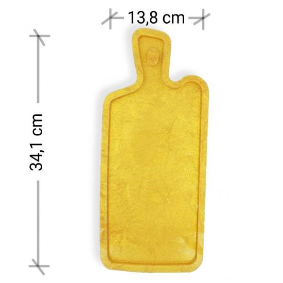 Kesme Tahtası - Premium Silikon Kalıp 34,1cmx13,8cm